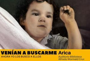 """nueva funcion en Arica del documental """"Venian a Buscarme"""""""