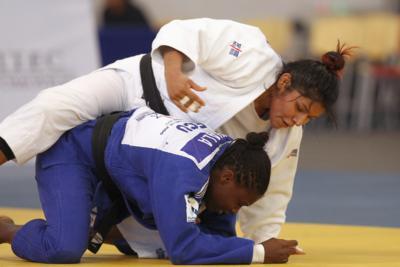 En el Polideportivo del Estadio Nacional se desarrolló la segunda etapa del Campeonato Panamericano Open de Judo, Santiago 2018.  11/03/2018 Santiago, Chile Foto: Max Montecinos/IND