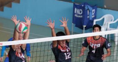 Universidad de Tarapacá sacó pasajes para el zonal de vóleibol varones