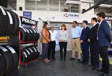 Nueva ley para combatir 140 mil toneladas de neumáticos en desuso