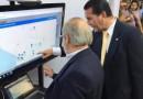 Gobernador detalla mapa digital de ganaderos de Parinacota a autoridades del agro