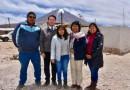 Consejera Presidencial que cooperará en Plan Parinacota visita la zona