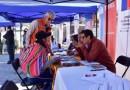 Gobernación de Parinacota inicio en Putre ferias ciudadanas