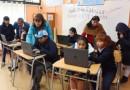 Putre inicia su año escolar 2019 con computadoras portátiles nuevas