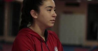 Ariqueña Eileen Vargas lista para representar a Chile en el Panamericano Senior