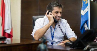 Alcalde  continúa con audiencias vecinales vía telefónica