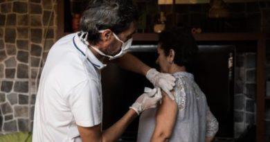 Campaña de Vacunación contra la Influenza ha cubierto al 70 por ciento de la población de riesgo