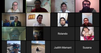INDAP regional realiza su primer seminario virtual