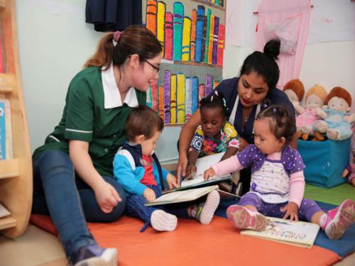 Integra abre postulación online 2021 para   sus jardines infantiles