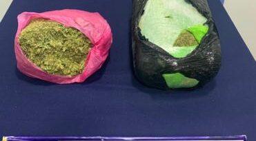 PDI allana dos casas incautando casi 3 kilos de droga