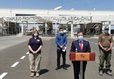 Desde Chacalluta Intendente valoró Nueva Ley de Migraciones