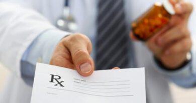 La receta como un seguro de salud