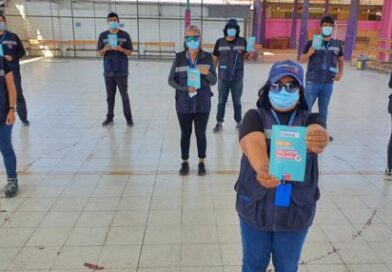 Seremi de Salud presentó La Ruta del Voto Seguro