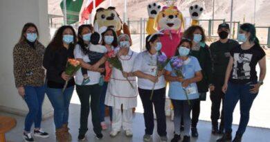 INTEGRA celebra aniversario con reconocimiento a auxiliares de aseo en jardines infantiles