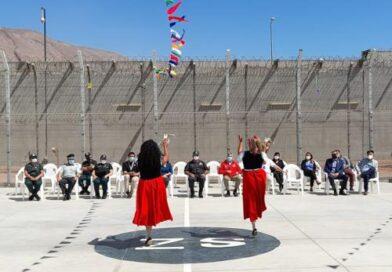 Mujeres privadas de libertad realizaron actividad artistica